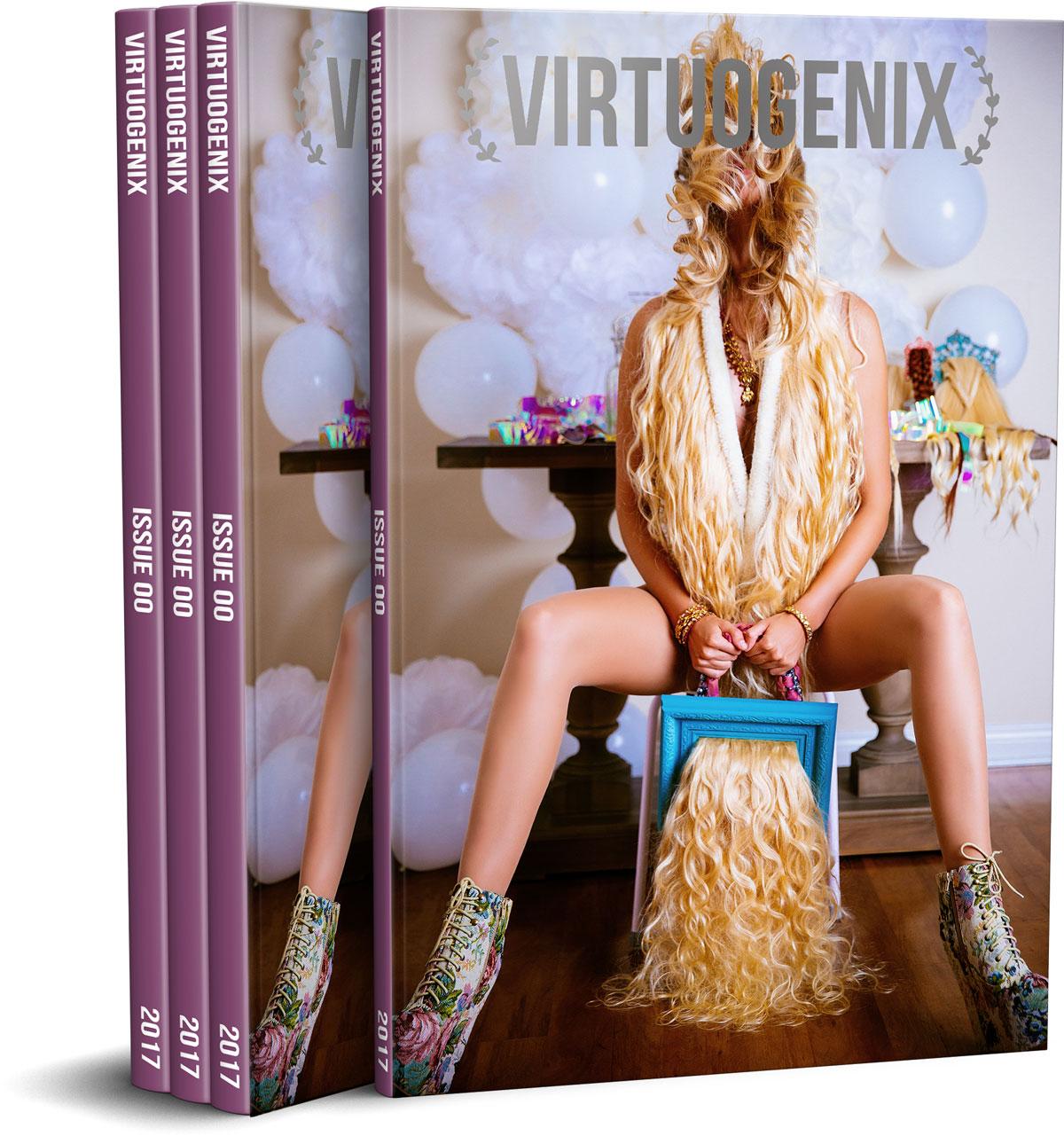 Virtuogenix Magazine - Terese Pagh