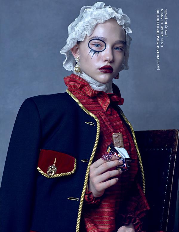 Through the Ages by RL Jewel | VGXW Magazine via virtuogenix.online