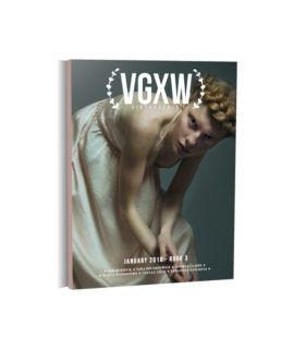 VGXW Magazine - January 2018 Book 3 (Cover 1)